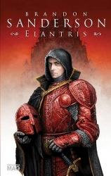 Elantris (2016) - okładka