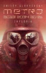 Trylogia Metro 2033 2034 2035 (2016) - okładka