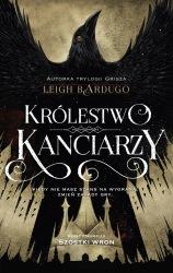 Królestwo kanciarzy (2017) - okładka