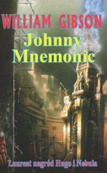 Johnny Mnemonic (1996) - okładka