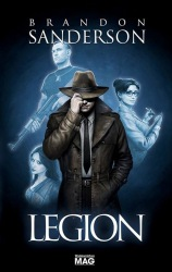 Legion (2017) - okładka