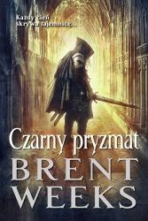 Czarny Pryzmat (2017) - okładka