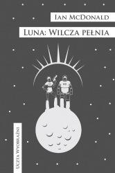 Luna: Wilcza pełnia (2017) - okładka
