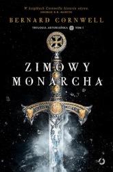 Zimowy monarcha (2017) - okładka