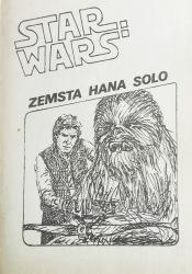 Zemsta Hana Solo (1986) - okładka