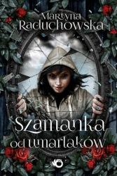 Szamanka od umarlaków (2017) - okładka