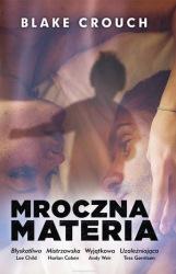 Mroczna materia (2017) - okładka