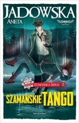 Szamańskie tango (2017) - okładka