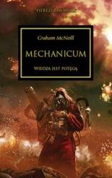 Mechanicum (2017) - okładka