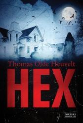 Hex (2017) - okładka