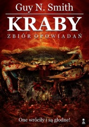 Kraby. Zbiór opowiadań (2017) - okładka
