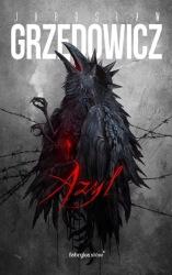 Azyl (2017) - okładka