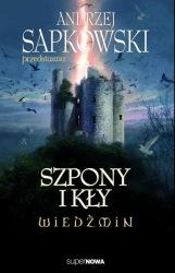 Szpony i kły (2017) - okładka