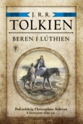 Beren i Lúthien (2017) - okładka