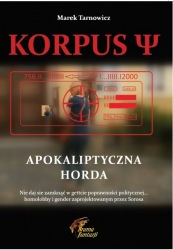 Apokaliptyczna horda (2017) - okładka