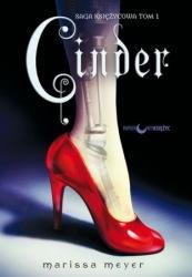 Cinder (2017) - okładka