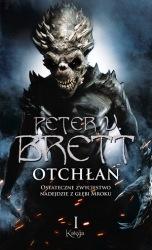 Otchłań (2018) - okładka