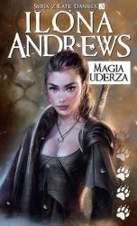 Magia uderza (2018) - okładka