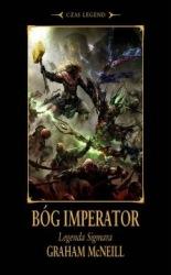 Bóg imperator (2018) - okładka