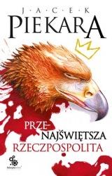Przenajświętsza Rzeczpospolita (2018) - okładka