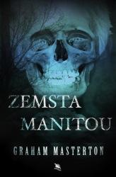 Zemsta Manitou (2018) - okładka