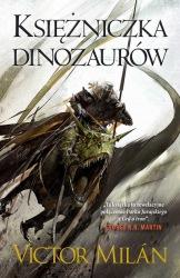Księżniczka dinozaurów (2018) - okładka
