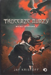 Tancerze Burzy (2018) - okładka