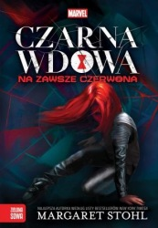 Czarna Wdowa: Na zawsze czerwona (2016) - okładka