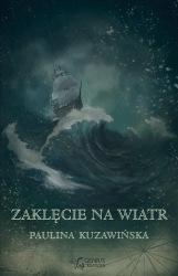 Zaklęcie na wiatr (2018) - okładka