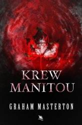 Krew Manitou (2018) - okładka