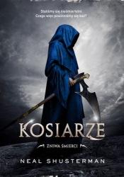 Kosiarze (2017) - okładka