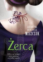 Żerca (2017) - okładka
