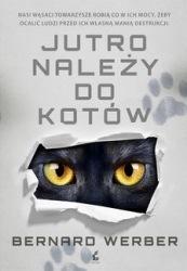 Jutro należy do kotów (2018) - okładka
