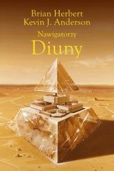 Nawigatorzy Diuny (2018) - okładka