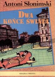 Dwa końce świata (1991) - okładka