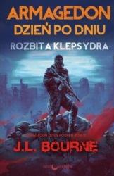 Rozbita klepsydra (2018) - okładka