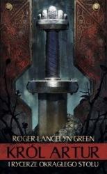 Król Artur i rycerze Okrągłego Stołu (2018) - okładka