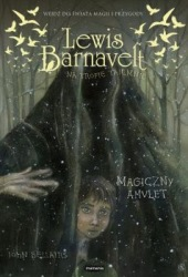 Magiczny amulet (2018) - okładka