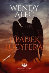 Upadek Lucyfera (2018) - okładka