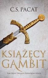 Książęcy gambit (2019) - okładka