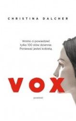 Vox (2019) - okładka