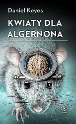 Kwiaty dla Algernona (2019) - okładka
