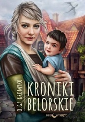 Kroniki Belorskie (2019) - okładka