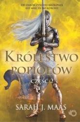 Królestwo popiołów (2019) - okładka