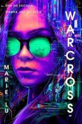 Warcross (2019) - okładka