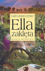 Ella Zaklęta (2003) - okładka