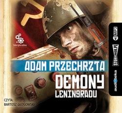 Demony Leningradu (2018) - okładka