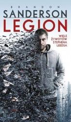 Legion: Wiele żywotów Stephena Leedsa (2019) - okładka
