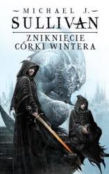 Zniknięcie córki Wintera (2019) - okładka