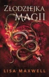 Złodziejka magii (2019) - okładka